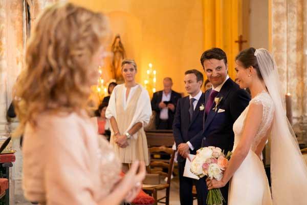 aria chanteuse messe mariage à l'église rituel du mariage catholique