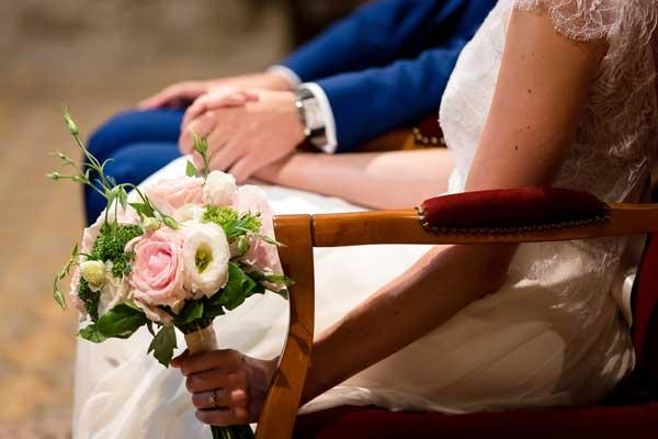 mariage à l'église rituel du mariage catholique messe aria