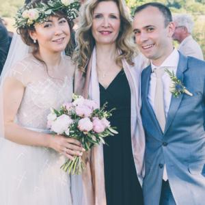 offficiant cérémonie laïque mariage aria chanteuse lyrique émotion