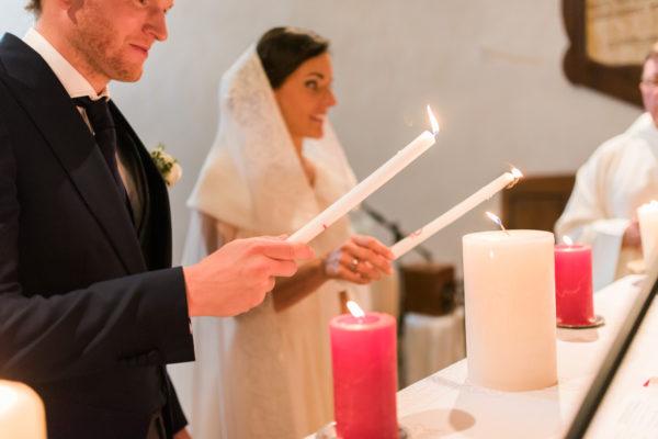 rituel de la lumière messe mariage église catholique aria