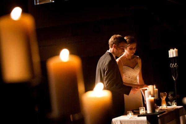 rituel de la lumière aria église cérémonie mariage messe catholique