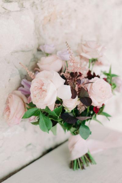 rituel du bouquet à la vierge ceremonie mariage messe aria