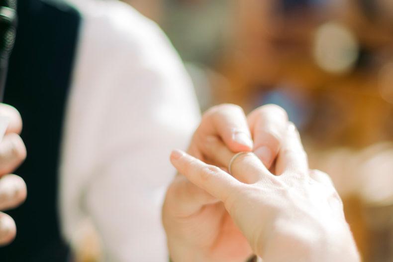aria echange alliances ceremonie mariage laique officiant