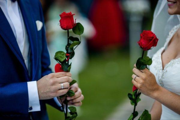 ceremonie de la rose aria rituel ceremonie laique