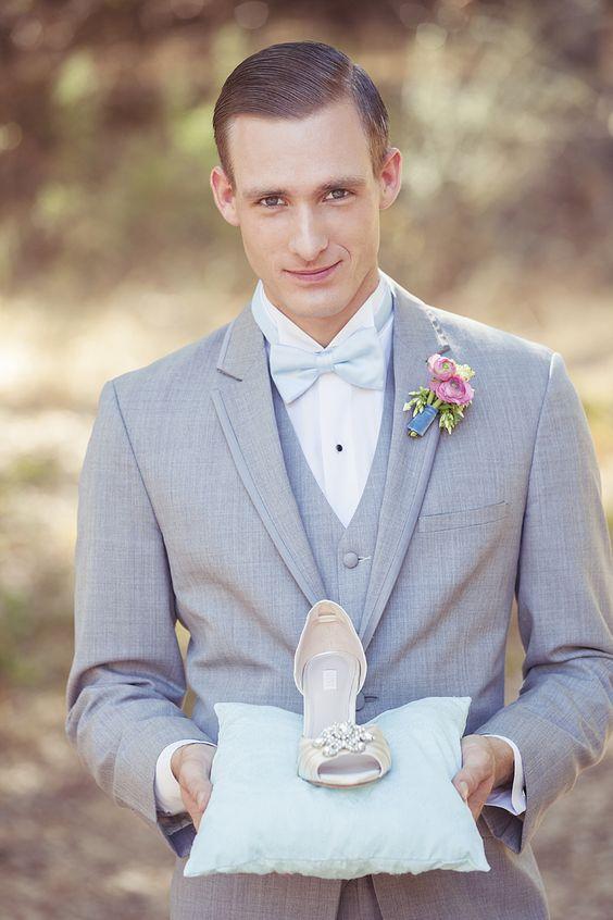 aria rituel de la chaussure ceremonie mariage laique