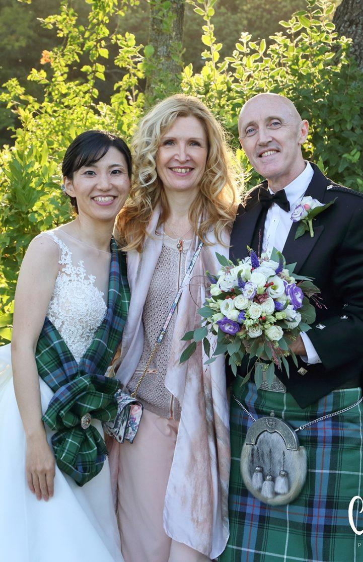 aria temoignage officiante chanteuse bilingue ceremonie laique mariage