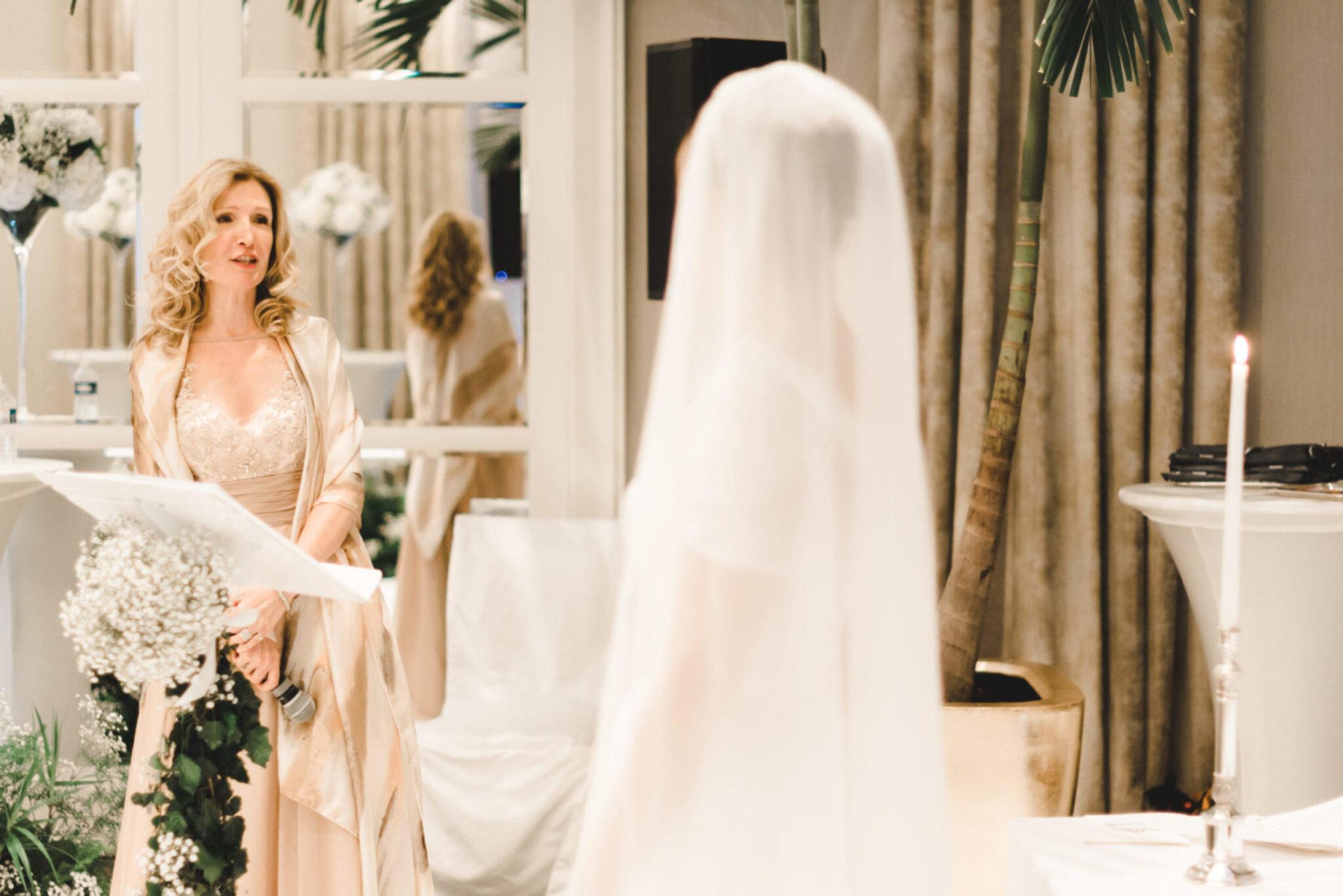 laïque officiant cérémonie mariage aria peninsula