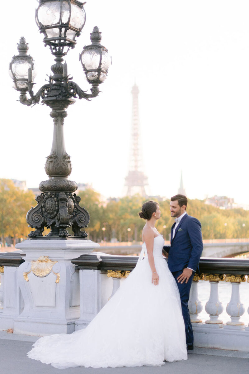 destination wedding celebrant in paris