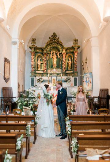 aria cérémonie mariage église chanteuse lyrique émotion