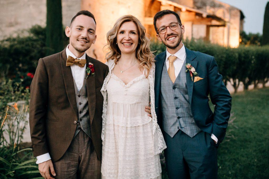 aria cérémonie officiant laïque chanteuse lyrique mariage gay