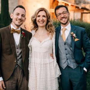 Ariane Douguet french english celebrant officiant in France aria