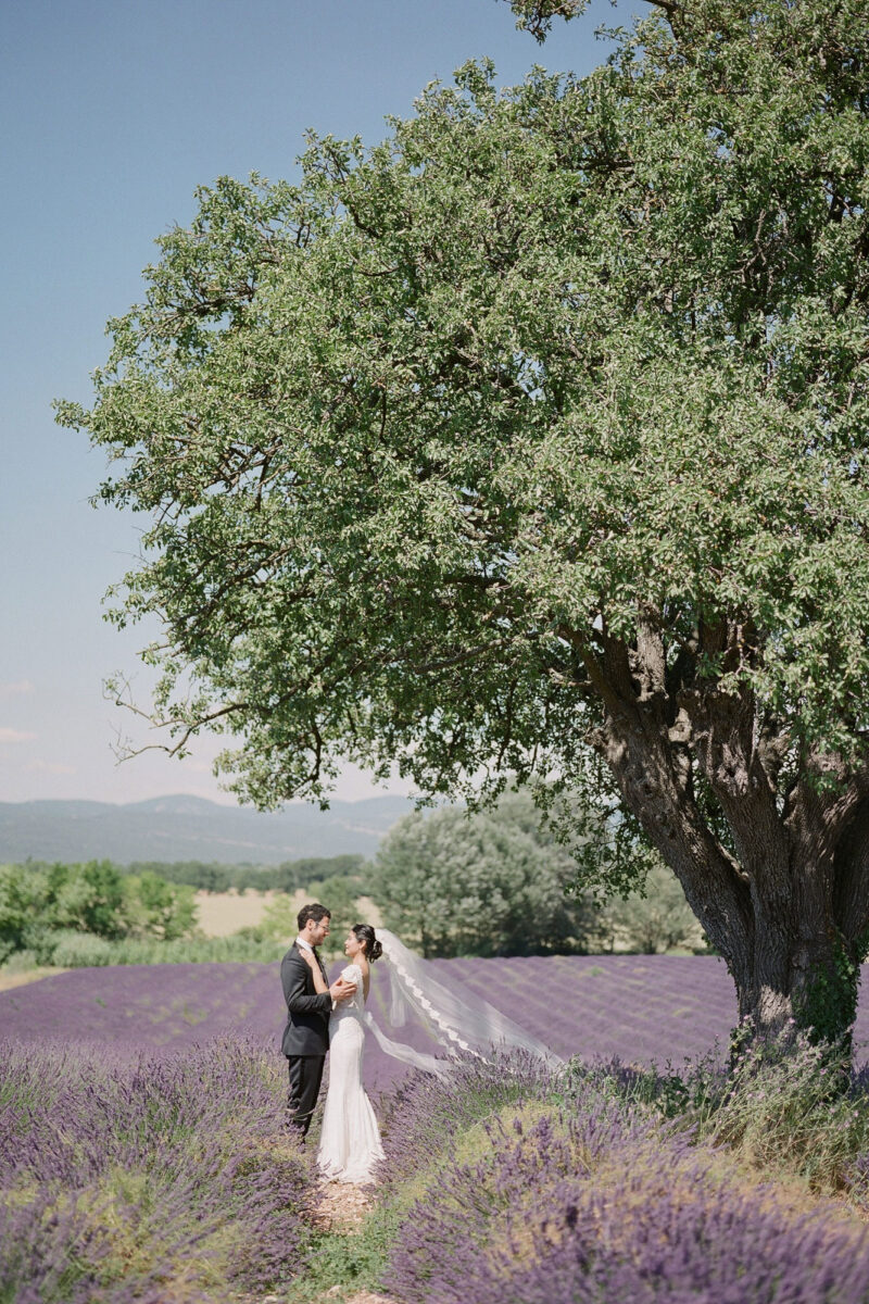 elopement provence aria wedding celebrant in Provence