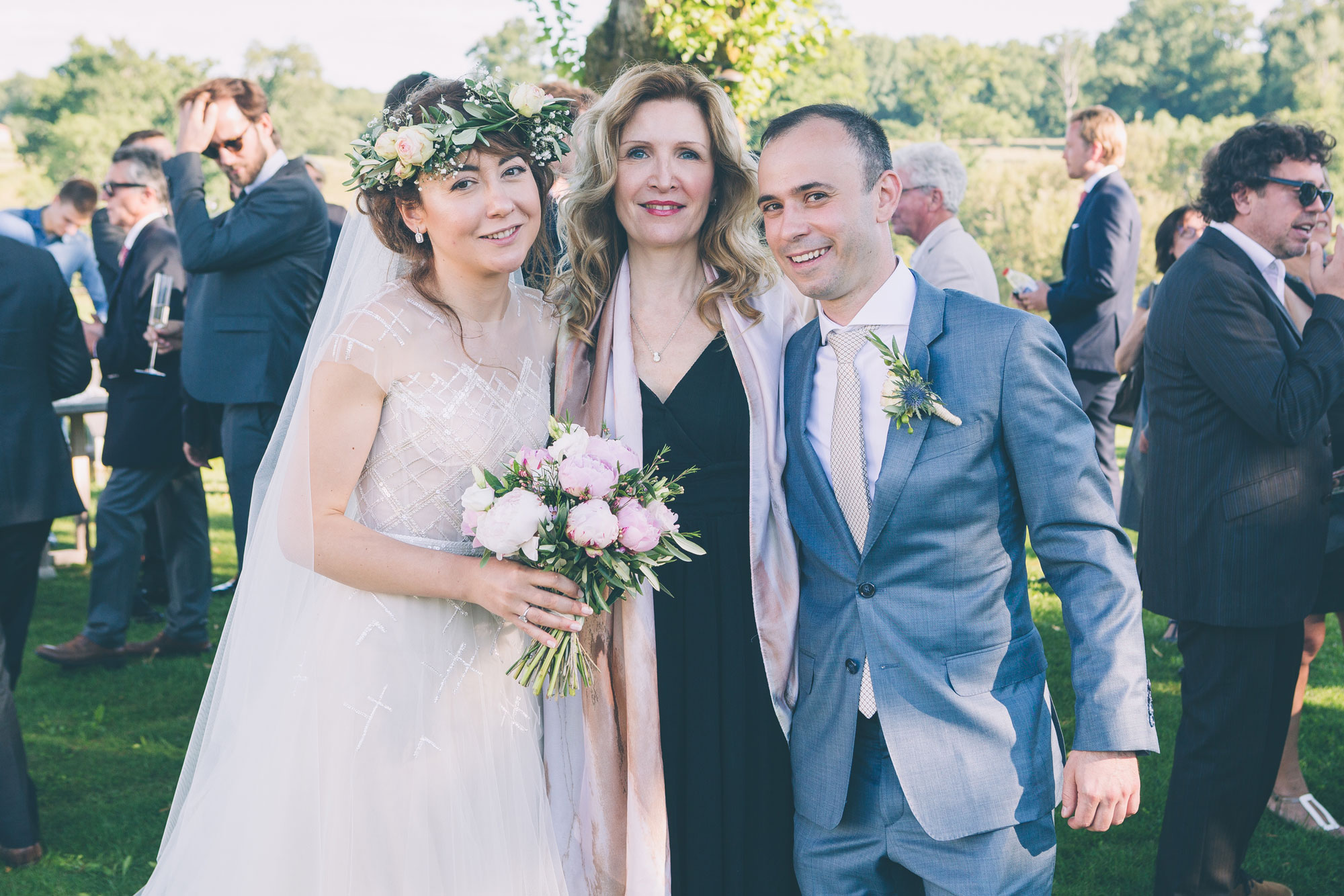 aria french english speaking wedding celebrant France