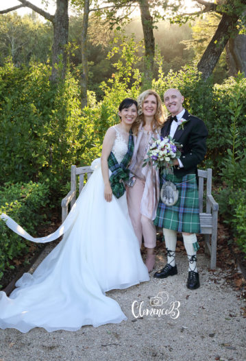 aria ceremony elopement in Provence south east France wedding celebrant ceremony