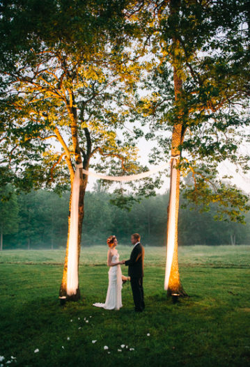 aria ceremony elopement in France south east provence tree celebrant wedding
