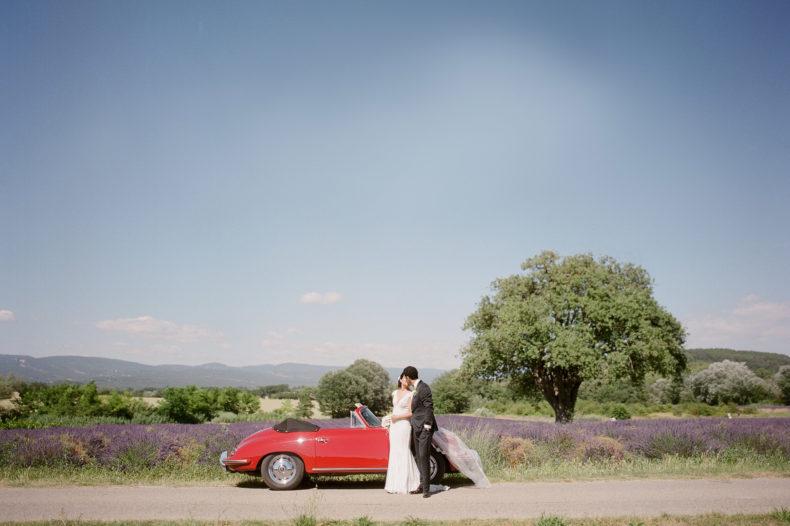 lavande elopement en provence luberon cigales romantique