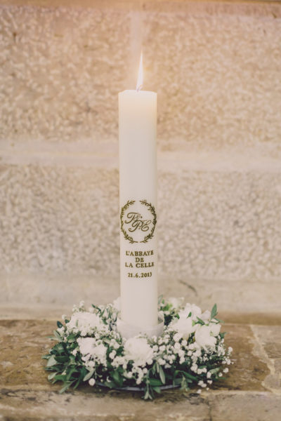 aria wedding ceremony unity candle