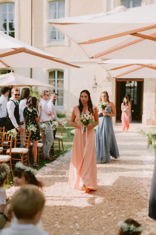 cortège cérémonie laïque mariage officiant vaucluse provence