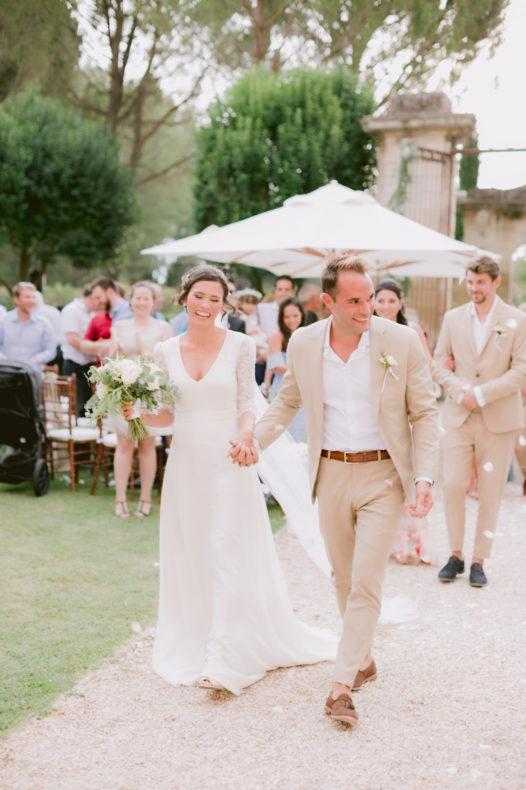 sortie ceremonie laique officiant mariage vaucluse provence luberon paca