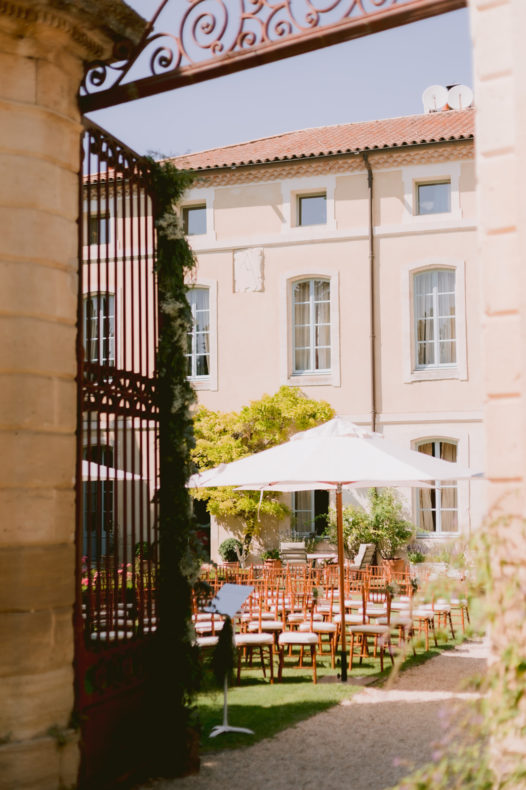 aria mariage laïque cérémonie officiant vaucluse chateau provence