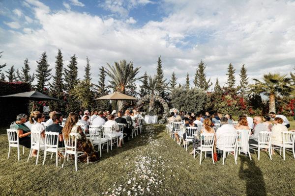 cérémonie laïque marrakech officiant aria mariage