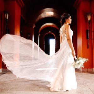 mariage marrakech mariée aria