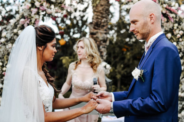 aria cérémonie laïque marrakech officiant mariage spirituel