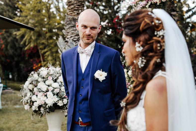 aria ceremonie mariage laique marrakech echange voeux