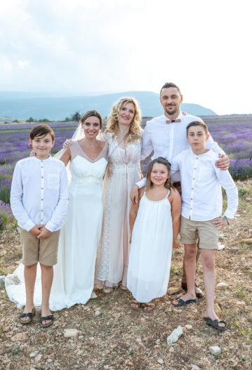 officiant ceremonie laique elopement provence mariage intime vaucluse provence